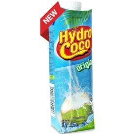 buat kreasi makanan dan nikmati kesegaran dan manfaat Hydro Coco