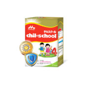 dukung anak sehat dengan Morinaga Chil School Gold