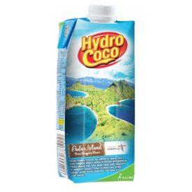 segarkan hari Anda dengan minuman air kelapa asli Hydro Coco