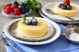 resep souffle cake lapis puding untuk pasien predialisis