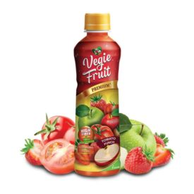 kreasikan Vegie Fruit Tomato Punch untuk makanan keluarga yang sehat dan enak