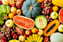 buah-buah yang baik untuk menurunkan kadar kolesterol