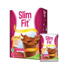 kreasi resep cokelat dengan Slim & Fit Choco Malt