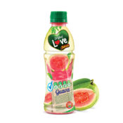 kreasi menu sehat dengan Original Love Juice Guava