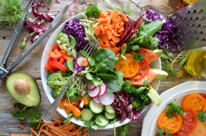 Rutin Makan Buah dan Sayur Bisa Menyehatkan Tulang