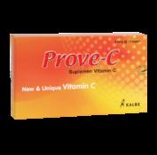 Prove C bantu cegah penyebaran covid-19 dengan menjaga daya tahan tubuh