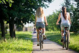 ketahui manfaat bermain sepeda selama new normal