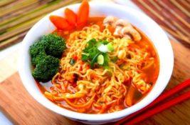 efek samping dibalik kenikmatan mie pedas