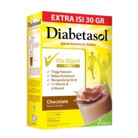diet gula bisa dibantu dengan mengonsumsi Diabetasol