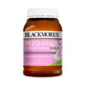 jaga kesehatan anak dengan asupan ASI berkualiatas dengan bantuan Blackmores Pregnancy and Breast-Feeding Gold