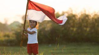 5 kegiatan untuk merayakan HUT RI bersama anak selama new normal