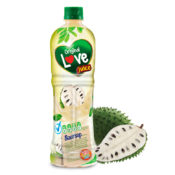 Love Juice Sirsak untuk zodiak leo dan virgo