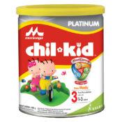 dukung kesehatan anak dalam segala aktivitasnya dengan Morinaga Chil Kid Platinum
