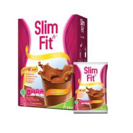 jalani diet sehat dengan Slim & Fit