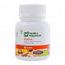 atasi asam lambung naik dengan H2 Zativa