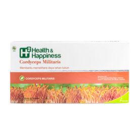 H2 Cordyceps Militaris membantu menjaga kesehatan dari polusi udara