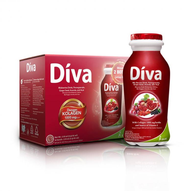 manfaat minuman kolagen diva