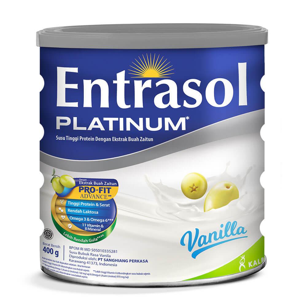 entrasol platinum