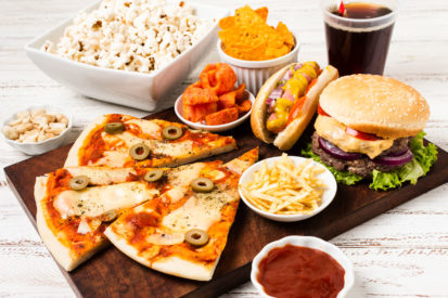 junk food dan makanan tinggi garam memperparah penyakit liver