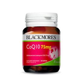 suplemen kesehatan jantung Blackmores CoQ10 75mg