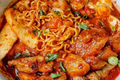 Makanan pedas memicu penyakit maag