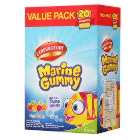 Cerebrofort Marine Gummy vitamin minyak ikan untuk anak