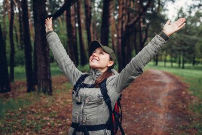 hilangkan stres melalui traveling