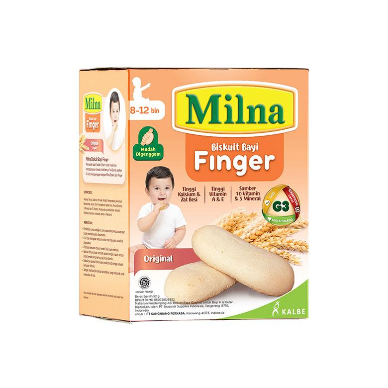 Milna Biskuit Bayi Finger Original