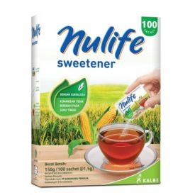 pilih sweetener yang terbukti sehat, Nulife