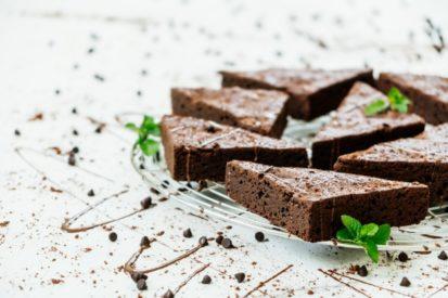 Resep brownies cokelat dengan H2 kakao instan