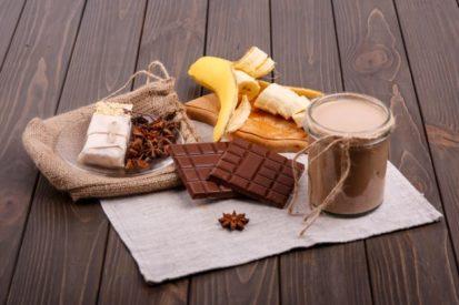 resep minuman sehat Choco Delight dengan H2 Kokoa Instant
