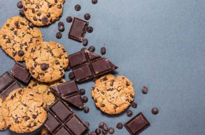 buat camilan cookies sehat dengan bahan baku susu Zee