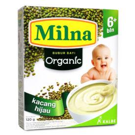 Resep puree kabocha bubur organik kacang hijau