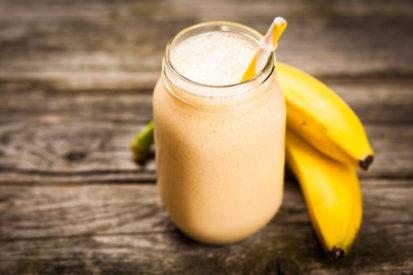 Banana Smoothies Sehat ala Diabetasol