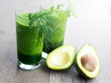 Avocado Smoothie ala Diabetasol