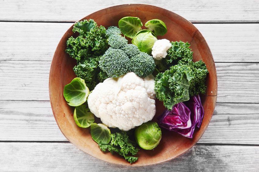 sayuran hijau sumber folat dan zat besi