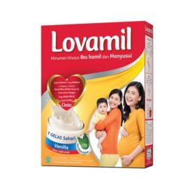 konsumsi susu Lovamil yang terbukti memberi nutrisi kehamilan