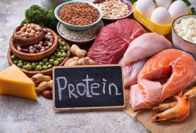 konsumsi susu protein saat tubuh kehilangan protein